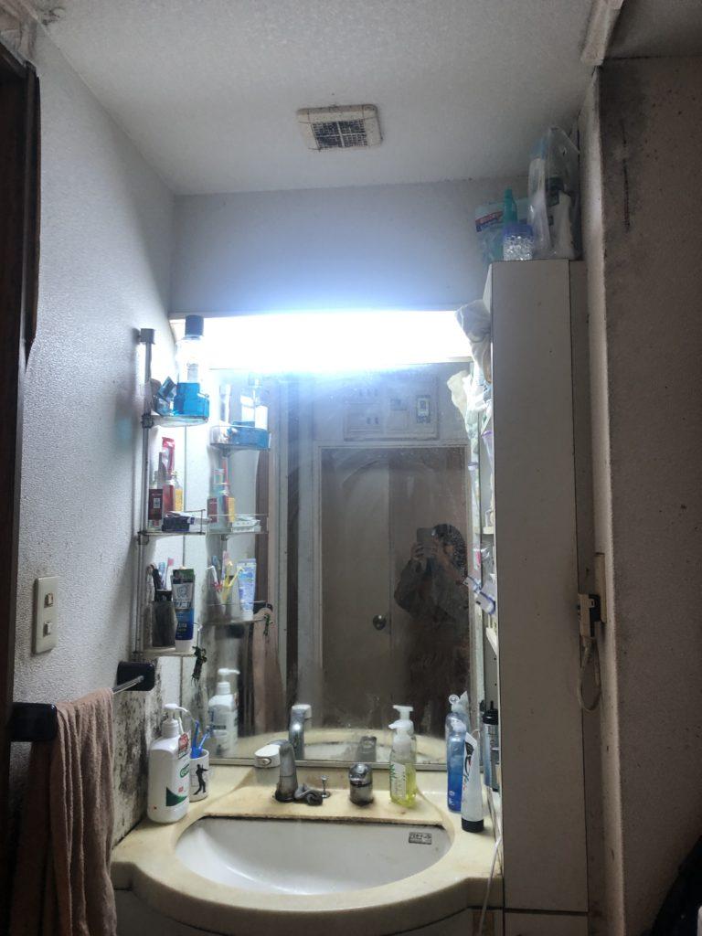 洗面台リフォーム大阪